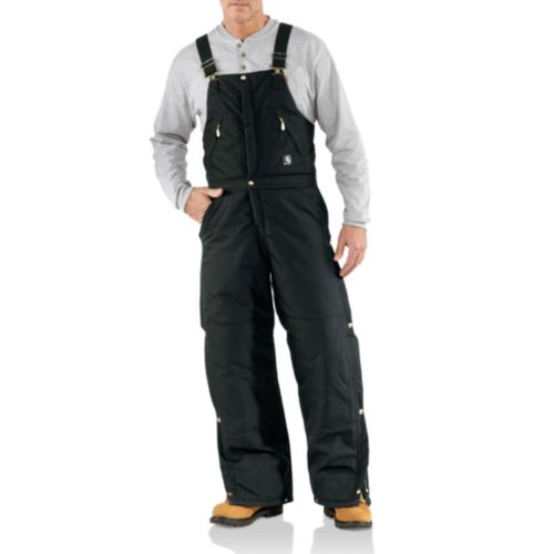 Extremes Arctic Zip Front Overall - Quilt Lined     R33
